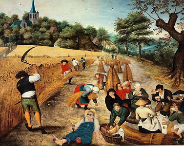 Brunching with  Breughel