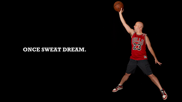 Once Sweat Dream