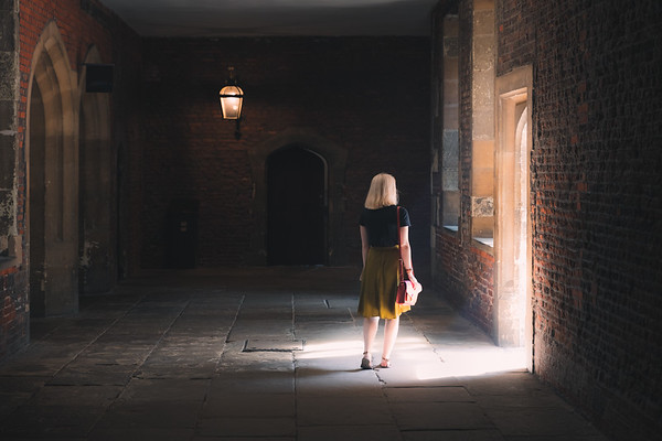 Hampton Court Palace, UK