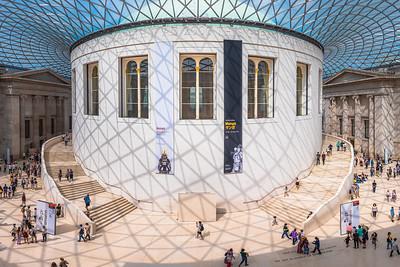 The British Museum. London, UK