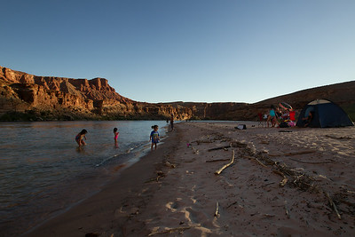 Lees Ferry, Glen Canyon, Arizona, 2014