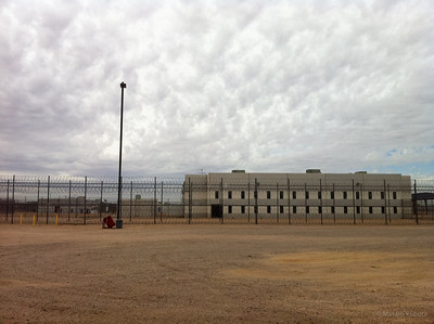 Detention Center, Eloy, 2011