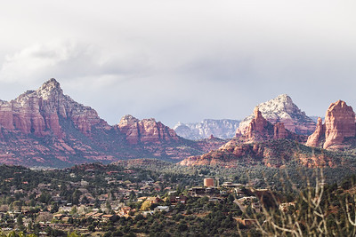 Sedona, Arizona, 2012