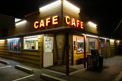 Bee Line Cafe - Payson, 2014