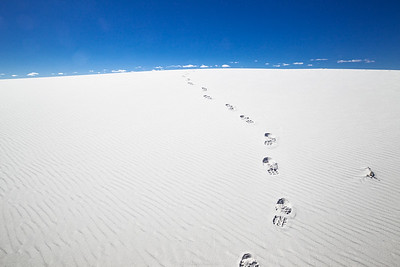 White Sands National Monument, New Mexico, 2012