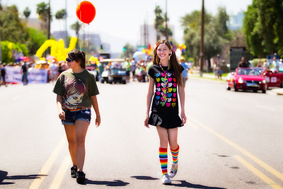 Phoenix Gay Pride Parade, 2011