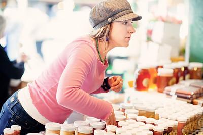 A Girl Selling Honey, 2008
