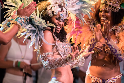 National Samba Queen and King Contest, 2015