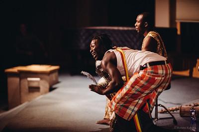 Amara Mansare & Amadou Kienou, 2008