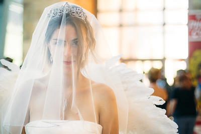 A Bride with Wings, 2014