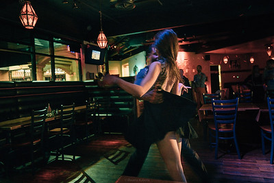 The Last Dance in an Empty Restaurant, 2017