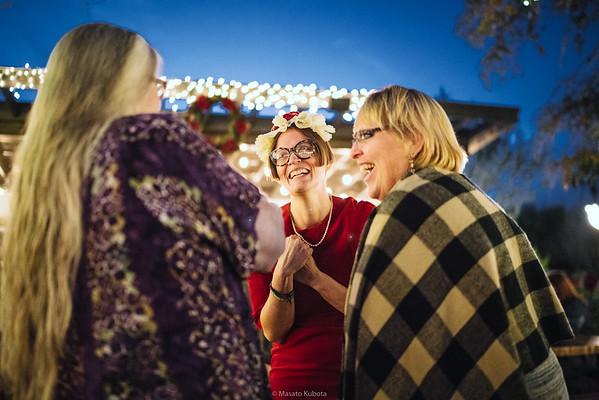 Wedding Celebration for Amy Lou and Richard, Phoenix, January 2017