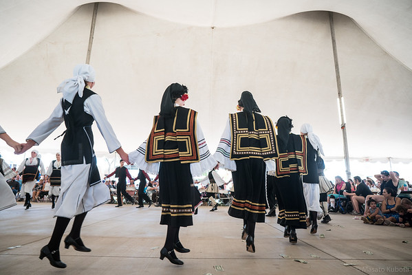 Greek Festival - Holy Trinity Greek Orthodox Cathedral, Phoenix, October 2016
