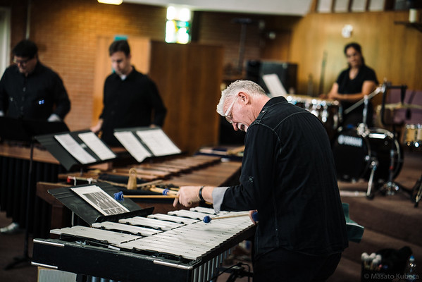 The Sonoran Marimba Band - Scottsdale Presbyterian Church, October 2016