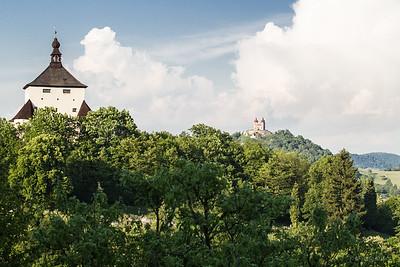 Banská Štiavnica, Slovakia, 2015