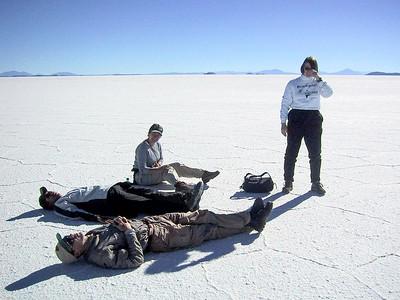 Uyuni, Bolivia, 2000