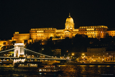 Budapest by Night, 2015
