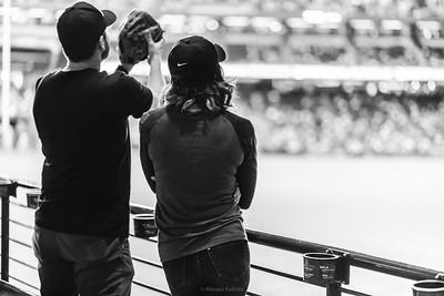 At ballpark, 2018