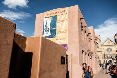 Santa Fe, New Mexico, 2016