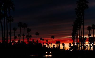 Sunset, 2018