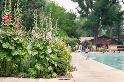 Communal Hot Spring in Durango, Colorado, 2013