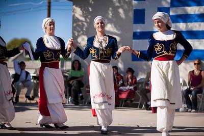 Peoria Greek Festival, 2008