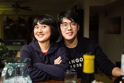 Sujin & Junhyung, 2017