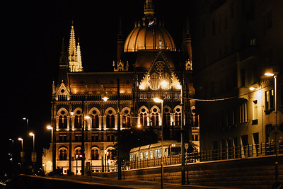 Budapest by Night, 2015