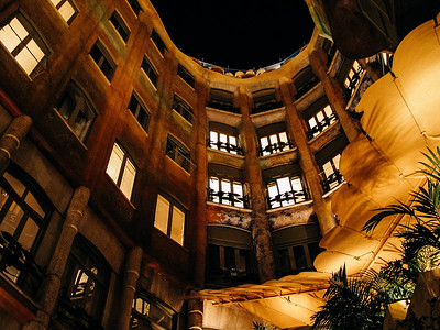 Barcelona, Spain, 2003
