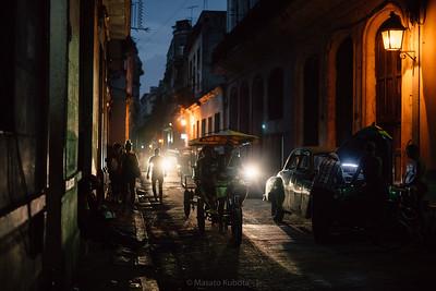 Old Havana, Cuba, 2017