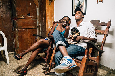 Rudens family - Havana, Cuba, 2017