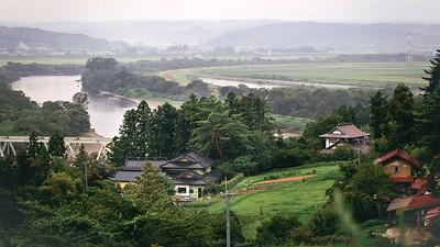 Five months after the tragic Tsunami hit Tohoku - Ichinoseki, 2011