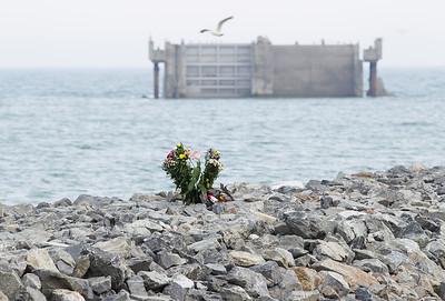 Five months after the tragic Tsunami hit Tohoku - Rikuzentakata, 2011
