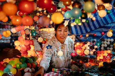 Night Market, Chiang Mail, 2015