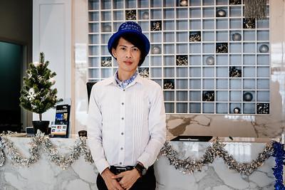 Tomy at K Maison Boutique Hotel Rang Nam Rd - Bangkok, 2015