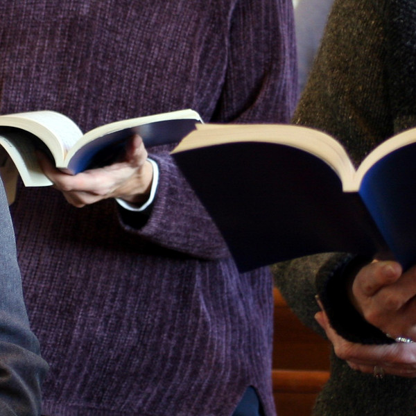 Hymnal in Worship