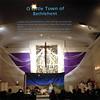Sanctuary Advent Installation