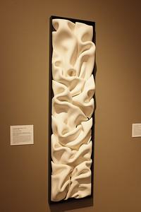 Sculpture, not fabric