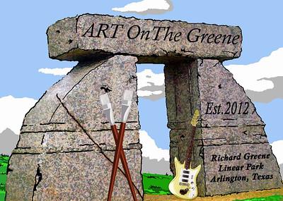 Art on The Greene 2013