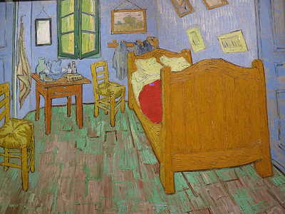 The Bedroom, 1889