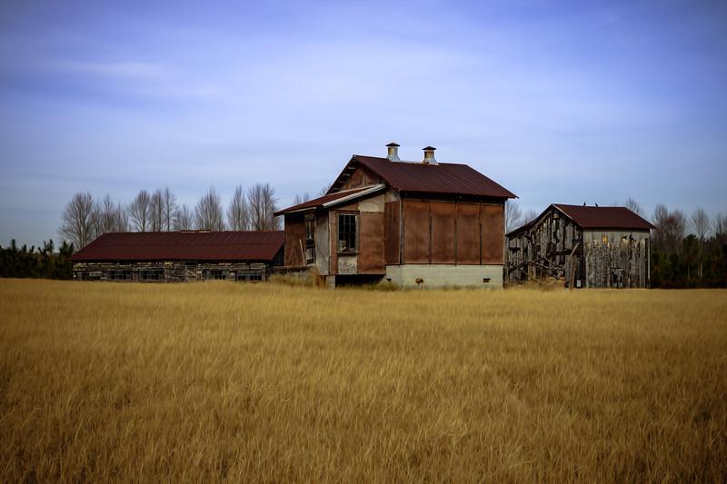 Ramshackle Farm