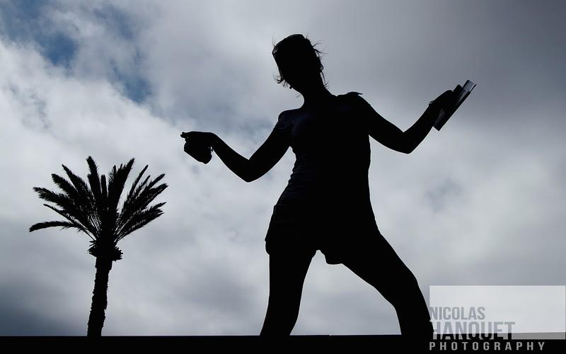Silhouette 2, Adeje Baranco del Inferno, Tenerife, Spain, 2011