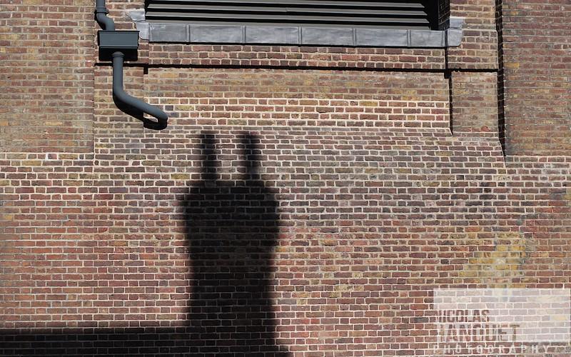 Brick expression, London, UK, 2010