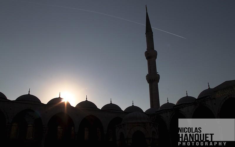 Sunrise in Istanbul, Istanbul, Turkey, 2011