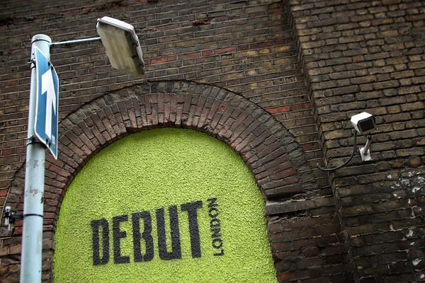 Debut 1, London, UK, 2012