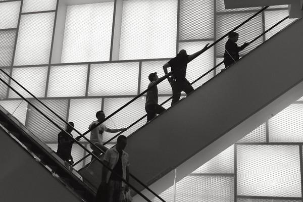 Ascension, H&M, London, UK, 2008