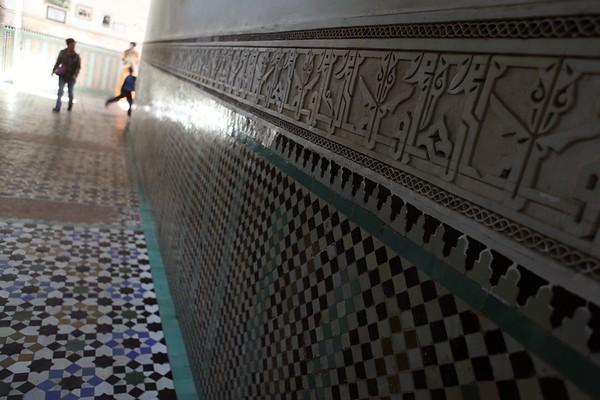 Coranic School, Marrakech, Morocco, 2012
