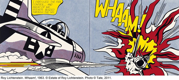 Whaam!   Roy Lichtenstein