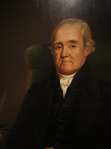 Noah Webster, by James Herring, 1833