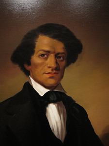 Frederick Douglass, unknown artist, 1844